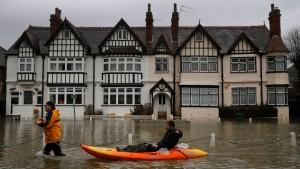 Hochwasser macht Politik