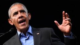 Obama kritisiert Spaltung der Gesellschaft