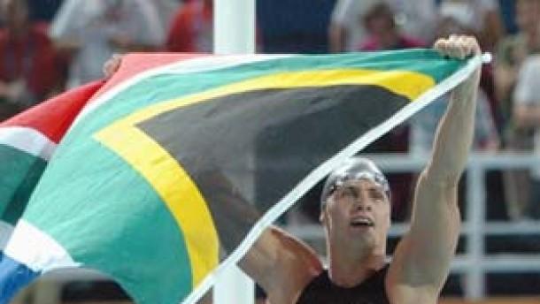 Südafrika schockt die Stars