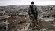 Kobane in Trümmern - und in Freiheit