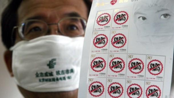 In Taiwan hat die Sars-Welle ihren Höhepunkt noch nicht erreicht