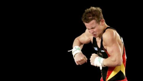 Fabian Hambüchen erkämpft Titel am Reck