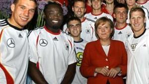 Deutschland is eens