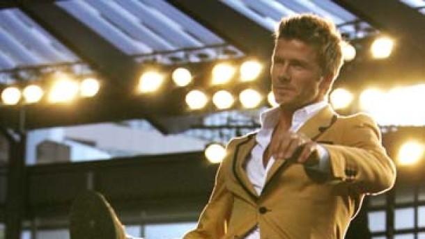 Beckham goes to Hollywood