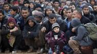 400.000 Zivilisten im umkämpften Mossul eingeschlossen