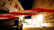 Ein Toter und mindestens zwölf Verletzte in Ansbach
