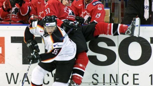 Klare Niederlage gegen Kanada