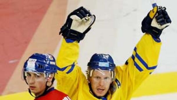 Schweden zaubert sich ins Finale