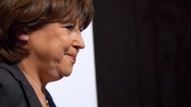 Aubry warnt Linke vor Selbstüberschätzung