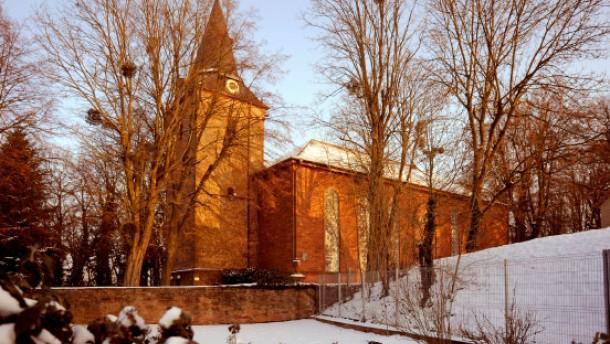 Vorbei an Klöstern, Kirchen und Kapellen