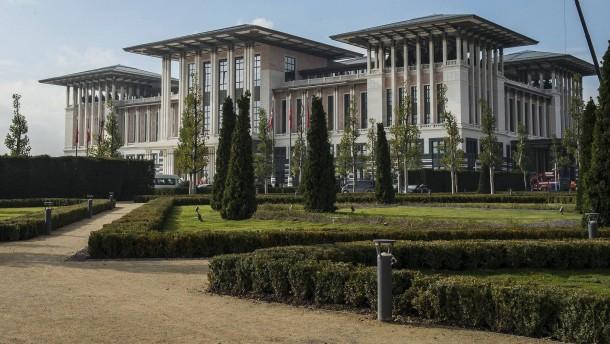 Präsidentenpalast Ankara