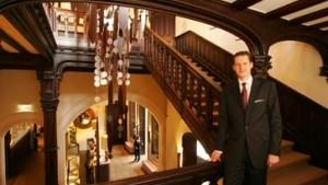 Villa Kennedy eröffnet: Frankfurt erhält zur WM Super-Luxushotel
