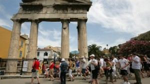 Griechenland ruft die ersten Milliarden ab