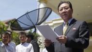 Streit nach mutmaßlichem Giftmord an Halbbruder von Kim Jong-un spitzt sich zu