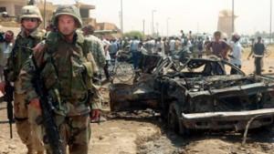 Anschlag auf jordanische Botschaft in Bagdad