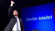 SPD gewinnt in Berlin