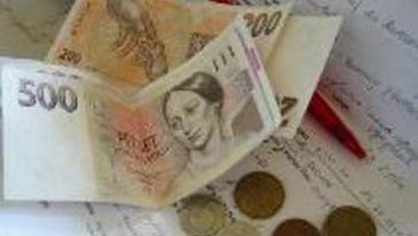 Tschechische Währung ringt um Sprung über Hürde bei 29 Kronen