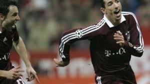 Makaay macht München zum Gruppensieger