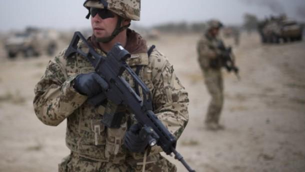 Bis zu 2500 amerikanische Soldaten nach Kundus