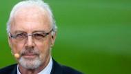 Sperre gegen Beckenbauer aufgehoben