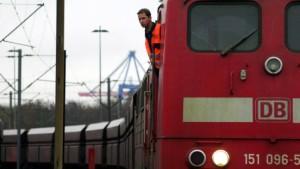 Die Bahn kündigt für März Kurzarbeit an