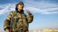 Warum eine Britin für die Kurdenmiliz in Syrien kämpft