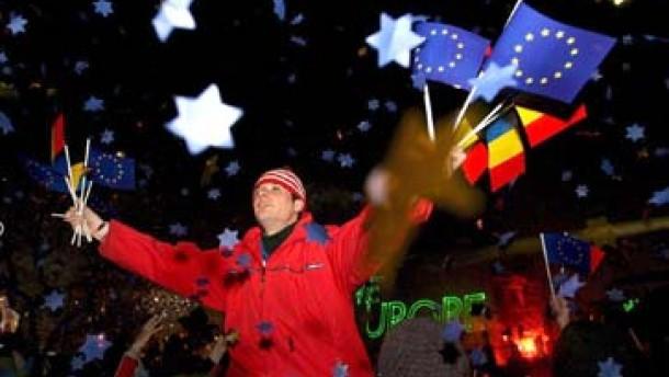 Rumänien - EU Feature