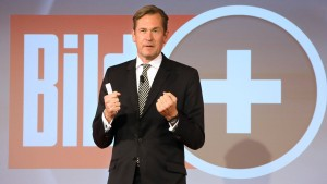 Axel Springer führt Bezahlmodell für Bild im Internet ein