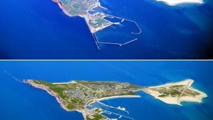 Helgoländer stimmen gegen Inselvergrößerung