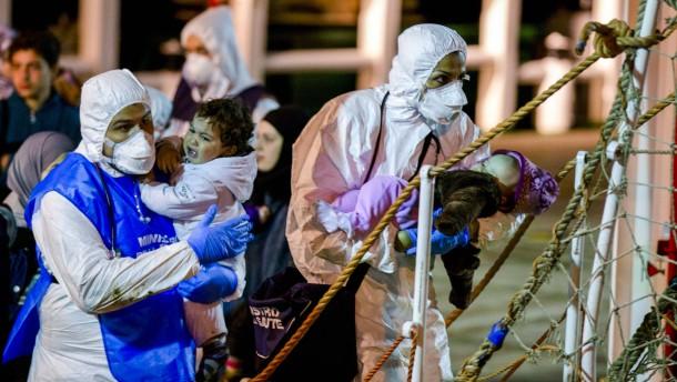 Massensterben im Meer setzt EU unter Druck