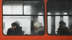 Kuscheln gegen die Kälte