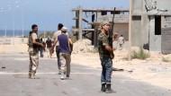 Truppen der Einheitsregierung erobern Teile von Sirte