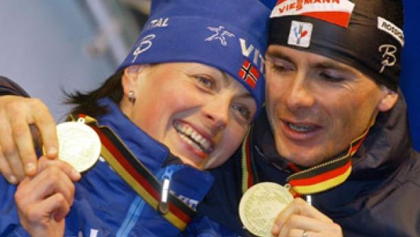 Siebte Goldmedaille für Familie Poiree