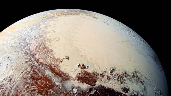 Neue Aufnahmen von Pluto und seinem Mond Charon