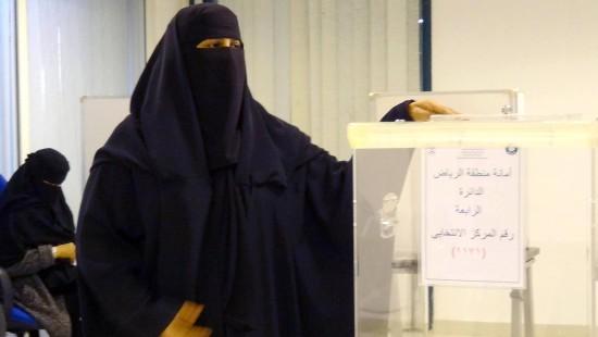 Erstmals Wahlrecht für Frauen