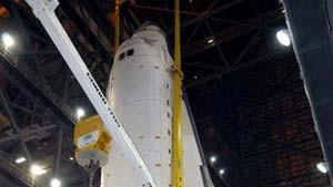 Raumfähren könnten in Frankreich notlanden