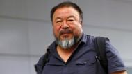 Ai Weiwei in Deutschland gelandet