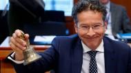 Euro-Verantwortliche vertagen Entscheidung zu Griechenland-Krediten
