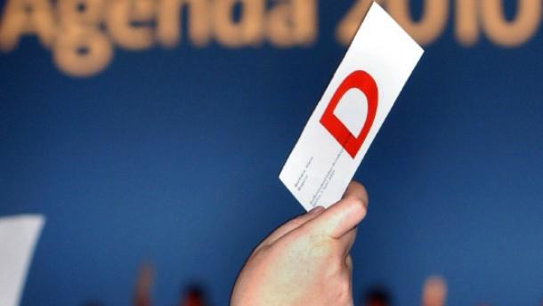 Wirtschaft setzt auf Agenda-Kurs der SPD