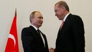 Erdogan läutet neue Epoche in Beziehungen zu Russland ein