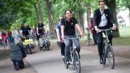 Berliner Fahrräder womöglich wahlentscheidend