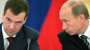 Medwedjew: Putin soll Ministerpräsident werden