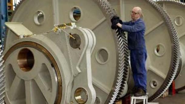 Industrie erlebt stärksten Aufschwung seit 2000