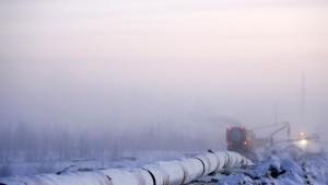 Eon nimmt Abschied von Gasprom