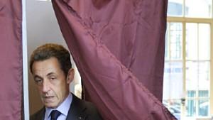 Sarkozy berät über Konsequenzen