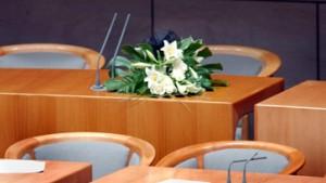 Möllemanns politische Heimat trauert