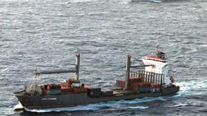 Hansa Stavanger erreicht Mombasa