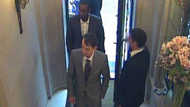 Gentlemen-Gangster erbeuten 40 Millionen Pfund
