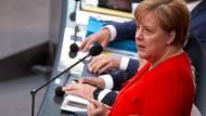 Merkel fordert gemeinsames Asylsystem in Europa