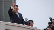 Nordkorea bleibt kratzbürstig